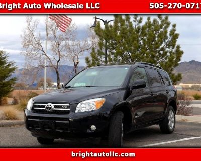 Used 2007 Toyota RAV4 Limited V6 4WD