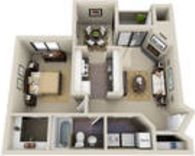 The Parc at Briargate - One Bed- One Bath
