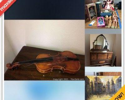 Chino Estate Sale Online Auction - Aralia Drive