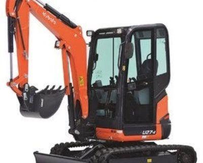 Other Mini Excavators (4 - 4.5 ton)