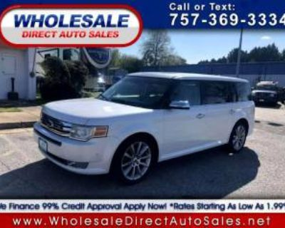 2010 Ford Flex Limited EcoBoost AWD