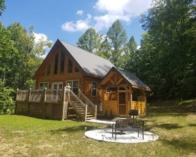 HUSKY BEAR CABIN - Newly built in Aug 2018 between GATLINBURG & PIGEON FORGE - Pigeon Forge
