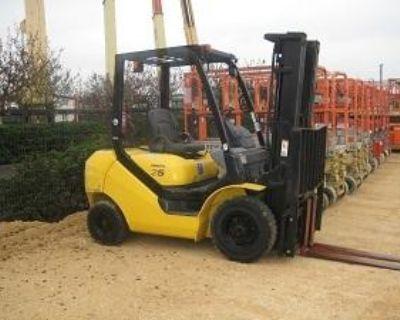 Forklift 08 Komatsu FG25T