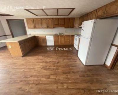 1525 Hawk Cir #F, Troy, OH 45373 3 Bedroom Apartment