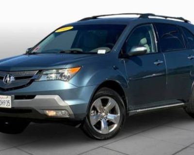 2007 Acura MDX Sport with Entertainment Package