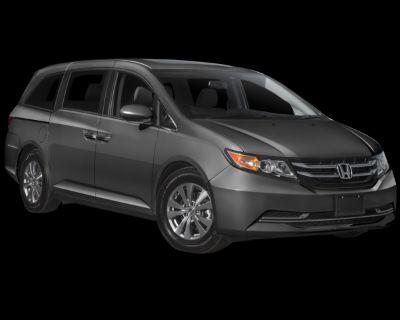 Pre-Owned 2016 Honda Odyssey EX-L FWD 4D Passenger Van