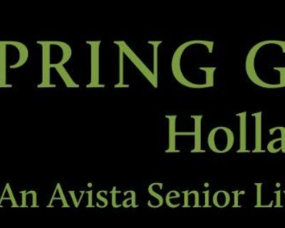 Spring Gardens Senior Living Holladay