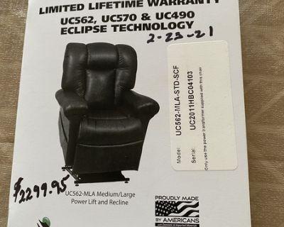 Chair *Lift/Recliner