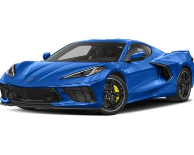 New 2021 Chevrolet Corvette 2LT
