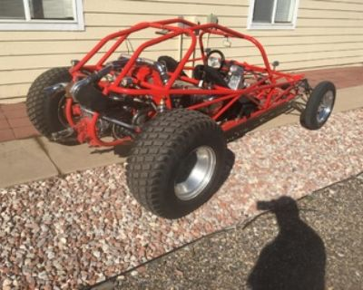 Turbo Charged VW Sandrail