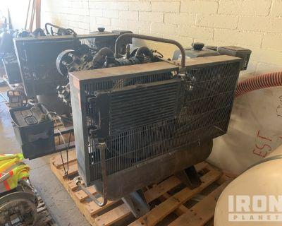 2014 Compressed Air Systems C140GEC36HC-E Air Compressor