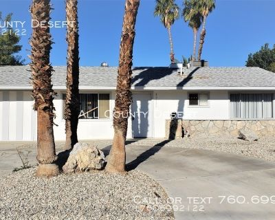 Spacious 3BR/3BA Unfurnished Home for Long Term Lease in the Palm Desert Country Club