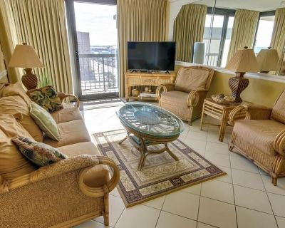 Great condo in the Sea Watch - 14th floor with fantastic views. Remodeled and lovely. - North Ocean City