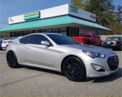 2013 Hyundai Genesis Coupe 3.8 Grand Touring with Black Leather V6 Automatic