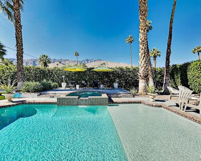 Tahquitz Getaway | Private Pool, Spa & Outdoor Kitchen | Baby Grand Piano - Palm Springs