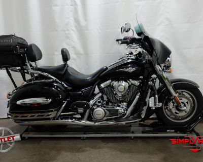 2009 Kawasaki Vulcan Nomad Street Motorcycle Eden Prairie, MN
