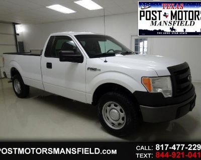 Used 2013 Ford F-150 XL 8-ft. Bed 2WD
