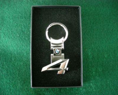 Bmw 4 Series Key Ring