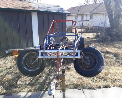 Jackson Sand Car rolling chassis