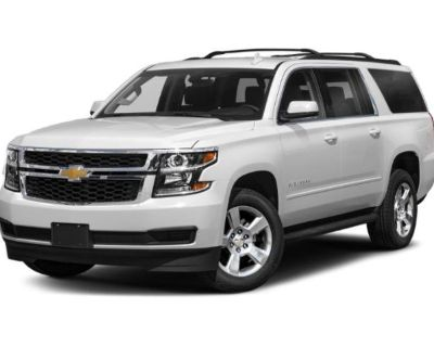 Pre-Owned 2019 Chevrolet Suburban LT 4WD Sport Utility