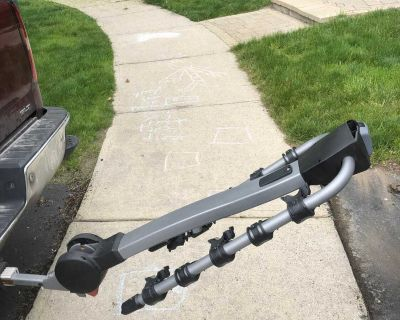 Yakima RidgeBack 5-Bike Hitch Bike Carrier
