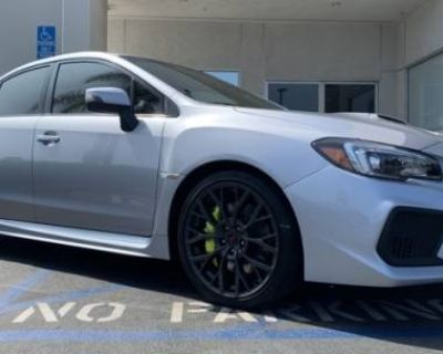 2019 Subaru WRX STI