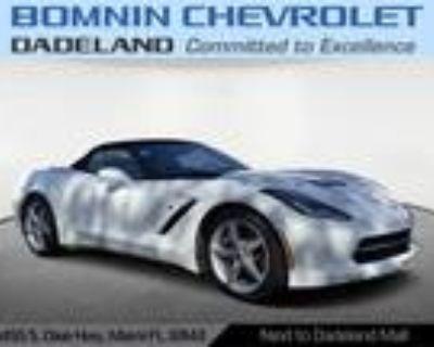 2014 Chevrolet Corvette Stingray Base 2LT