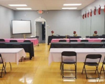 Private Dance Studio (Rehearsals, Events & more), norcross, GA