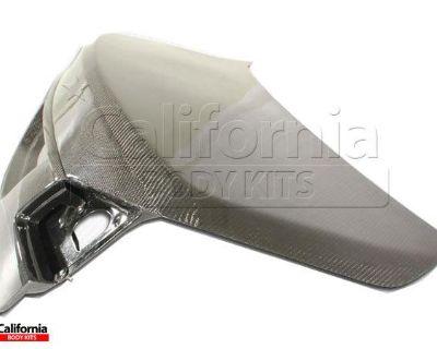 Cbk Carbon Fiber Hyundai Fits Genesis 4dr Oem Trunk Hyundai Fits Genesis 09-12 U