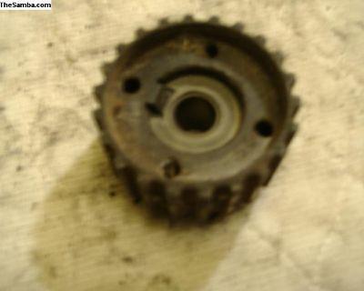 VW Jetta Diesel crankshaft sprocket 82 - 92 yr