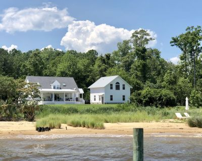 Fisher Point Cottage on the Neuse River - Arapahoe