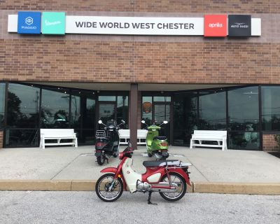 2020 Honda Super Cub C125 ABS Cruiser West Chester, PA