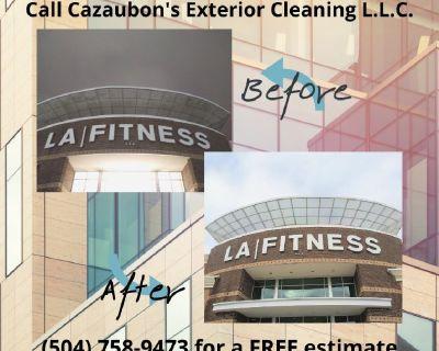 Cazaubon's Exterior Cleaning, L.L.C.
