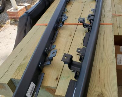 Virginia - Gladiator Rubi Rock Rails- First $100 takes them