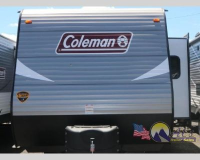 New 2018 Dutchmen RV Coleman Lantern Series 244BHWE