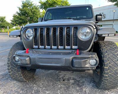 Missouri - MOPARJL Rubicon steel stubby bumper