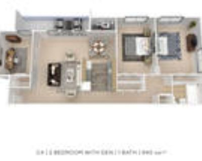 Brookdale at Mark Center Apartment Homes - 2 Bedroom with Den