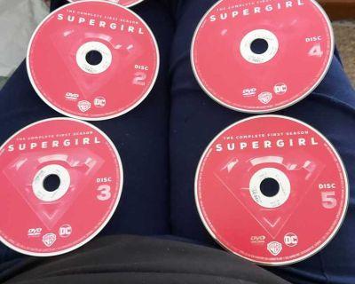 Supergirl (Complete 1st Season) DVD (In Storage Case)