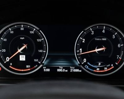 2018 BMW X5 50i
