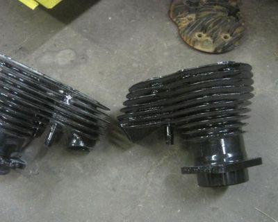 Harley 45 Wl Wla Wlc G Ge Cylinders Flathead