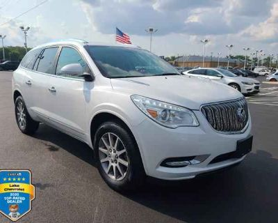 Used 2017 Buick Enclave FWD 4dr