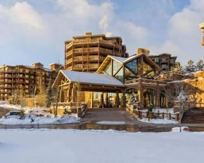 Canyons Studio Suite at Westgate Ski N Ski Out - Park City