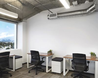 Private Office for 6 at IgnitedSpaces