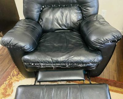 FREE Leather Recliner