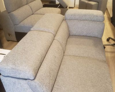 Good condition used sectional for sale! 1200 Obo.