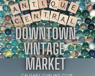 Antique Central Downtown Vintage Market