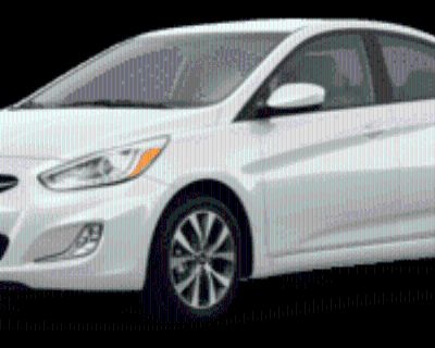 2017 Hyundai Accent Value Edition Sedan Automatic