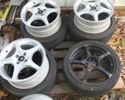 "17"" focus wheels"