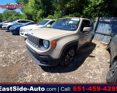Used 2015 Jeep Renegade FWD 4dr Latitude