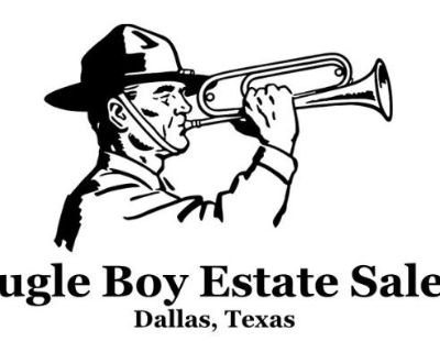Bugle Boy in Fort Worth (Big Bend Drive)